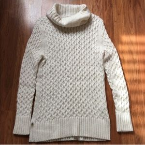 J. Crew • White Sweater